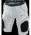Nike Pro Combat Compression 5 Pads - Padded Football Girdle Shorts