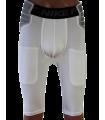 Nike Pro Combat Compression 3 Pads - Padded Football Girdle Shorts