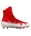 Under Armour Highlight MC - Red - American Football Cleats