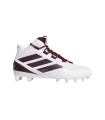 Adidas Freak Carbon Mid - Maroon - American Football Cleats